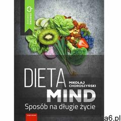 Dieta Mind - Mikołaj Choroszyński (MOBI) - ogłoszenia A6.pl