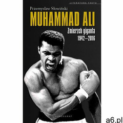 Muhammad Ali. Zmierzch giganta 1942-2016, Videograf - ogłoszenia A6.pl