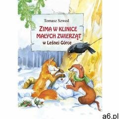 Zima w Klinice Małych Zwierząt w Leśnej Górce (2013) - ogłoszenia A6.pl