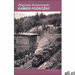 Kamień podróżny - Zbigniew Kosiorowski (EPUB), Zbigniew Kosiorowski - ogłoszenia A6.pl