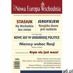Nowa Europa Wschodnia 1/2015 - Praca zbiorowa - ogłoszenia A6.pl