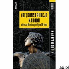 (Re)konstrukcje narodu - Piotr Majewski, Piotr Majewski - ogłoszenia A6.pl