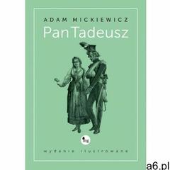 EBOOK Pan Tadeusz - wydanie ilustrowane (9788377792155) - ogłoszenia A6.pl