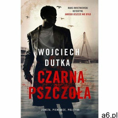 Czarna pszczoła - Wojciech Dutka (MOBI) (294 str.) - ogłoszenia A6.pl