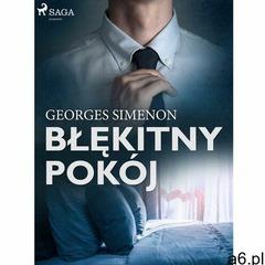 Błękitny pokój - georges simenon (mobi) (9788726276770) - ogłoszenia A6.pl