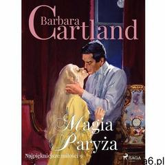 Magia Paryża - Barbara Cartland (EPUB) (2018) - ogłoszenia A6.pl