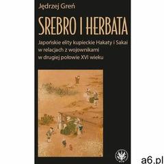 Srebro i herbata - jędrzej greń (mobi) - ogłoszenia A6.pl