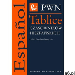 EBOOK Tablice czasowników hiszpańskich (130 str.) - ogłoszenia A6.pl