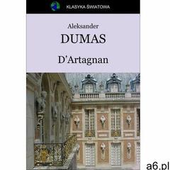 D'Artagnan - Aleksander Dumas (ojciec) (9788379910588) - ogłoszenia A6.pl
