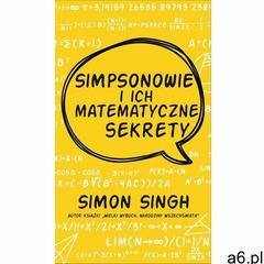 SIMPSONOWIE I ICH MATEMATYCZNE SEKRETY (9788379853588) - ogłoszenia A6.pl