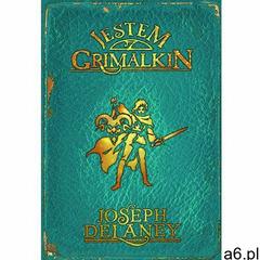 EBOOK Kroniki Wardstone 9. Jestem Grimalkin, Joseph Delaney - ogłoszenia A6.pl