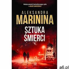 Sztuka śmierci - Aleksandra Marinina (MOBI) (9788379768509) - ogłoszenia A6.pl