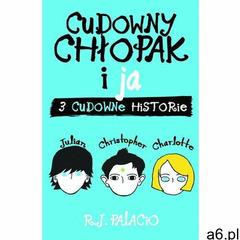 Cudowny chłopak i ja: trzy cudowne historie (400 str.) - ogłoszenia A6.pl