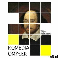 Komedia omyłek - William Shakespeare (MOBI) - ogłoszenia A6.pl