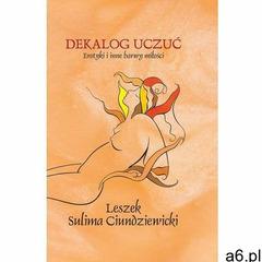 Dekalog uczuć. Erotyki i inne barwy miłości (9788379006120) - ogłoszenia A6.pl
