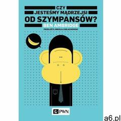 Czy jesteśmy mądrzejsi od szympansów? - ogłoszenia A6.pl