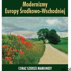 Modernizmy europy środkowo-wschodniej (9788323547235) - ogłoszenia A6.pl