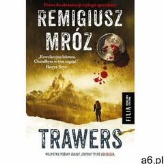 Seria z komisarzem Forstem, tom 3. Trawers - ogłoszenia A6.pl