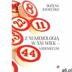 Z numerologią w XXI wiek - vademecum - ogłoszenia A6.pl