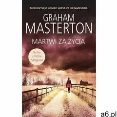 Martwi za życia - Graham Masterton (MOBI) (9788381251204) - ogłoszenia A6.pl