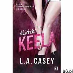 Bracia Slater. Keela - L. A. Casey (EPUB), Wydawnictwo Kobiece - ogłoszenia A6.pl