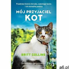 Mój przyjaciel kot - Britt Collins (EPUB), Wydawnictwo Kobiece - ogłoszenia A6.pl