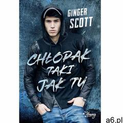 Chłopak taki jak ty - Ginger Scott (MOBI), Wydawnictwo Kobiece - ogłoszenia A6.pl