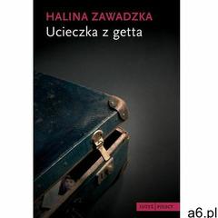 Ucieczka z getta - Halina Zawadzka (MOBI), Karta - ogłoszenia A6.pl