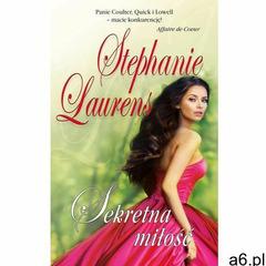 Sekretna miłość - Stephanie Laurens - ogłoszenia A6.pl