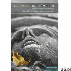 Inne śmierci - Anna E. Kubiak (PDF), Anna E. Kubiak - ogłoszenia A6.pl