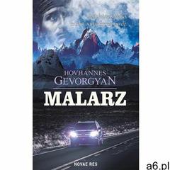 Malarz - Hovhannes Gevorgyan (EPUB) (9788381471640) - ogłoszenia A6.pl