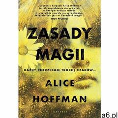 Zasady magii - Alice Hoffman (MOBI), Albatros - ogłoszenia A6.pl