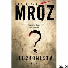 Iluzjonista - Remigiusz Mróz (EPUB) (9788380759718) - ogłoszenia A6.pl