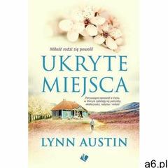Ukryte miejsca - lynn austin (mobi) (9788366051911) - ogłoszenia A6.pl
