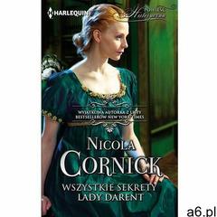 EBOOK Wszystkie sekrety lady Darent - ogłoszenia A6.pl