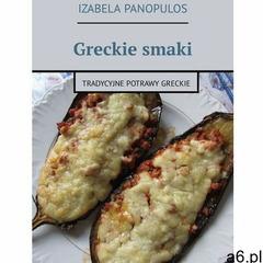 Greckie smaki - Izabela Panopulos (MOBI) - ogłoszenia A6.pl