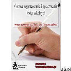 """Wypracowania - Bolesław Prus """"Kamizelka"""", Psychoskok - ogłoszenia A6.pl"""