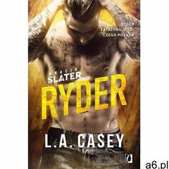 Bracia Slater. Ryder - L.A. Casey (MOBI), Wydawnictwo Kobiece - ogłoszenia A6.pl