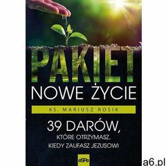 Pakiet Nowe Życie - Mariusz Rosik (EPUB) (9788374829199) - ogłoszenia A6.pl