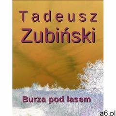 Burza pod lasem - Tadeusz Zubiński (9788363972080) - ogłoszenia A6.pl