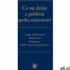 Co się dzieje z polskim społeczeństwem? - urszula kurczewska, małgorzata głowania, wojciech ogrodnik - ogłoszenia A6.pl
