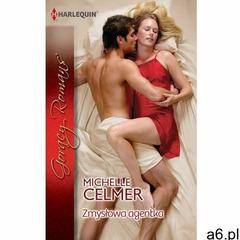 Zmysłowa agentka - Michelle Celmer, Michelle Celmer - ogłoszenia A6.pl