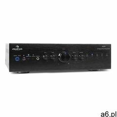 cd708 wzmacniacz hifi-stereo aux czarny 600w marki Auna - ogłoszenia A6.pl