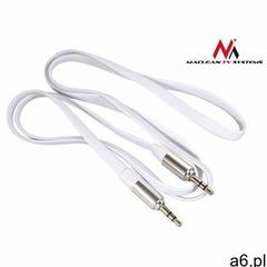 Kabel minijack 3.5 - minijack 3.5 biały (mctv-694 w) darmowy odbiór w 21 miastach! marki Maclean - ogłoszenia A6.pl