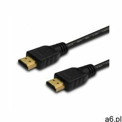 Elmak kabel hdmi cl-37m 1m v1.4, savio (5901986045175) - ogłoszenia A6.pl