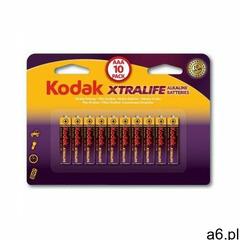 Baterie AAA LR03 KODAK XTraLife (10 szt.) (0887930413113) - ogłoszenia A6.pl