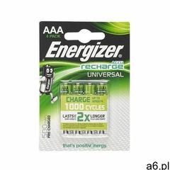 Akumulatory ENERGIZER Universal AAA 500mAh 4szt. - ogłoszenia A6.pl