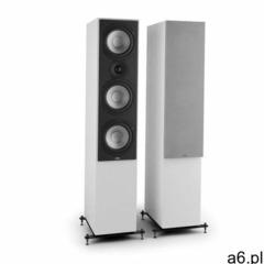 Numan Reference 801 Para 3-drożnych kolumn stojących białe ze srebrnymi osłonami, kolor biały - ogłoszenia A6.pl