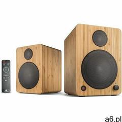 WEBHIDDENBRAND zestaw głośników Wavemaster Cube Mini Neo Bamboo (4039039663722) - ogłoszenia A6.pl