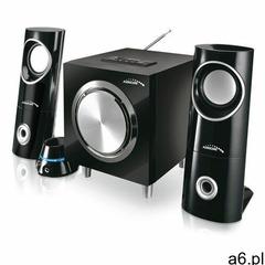 Głośniki Bluetooth Audiocore AC790 2.1 radio FM, wejście kart SD/MMC, AUX, USB - ogłoszenia A6.pl